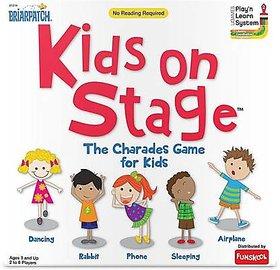 Funskool KIDS ON STAGE (UNI GAMES)  (Multicolor)