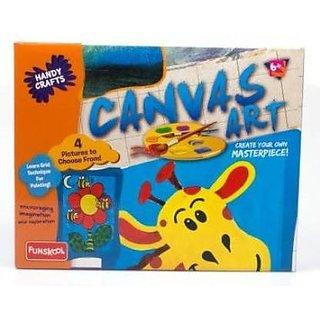 Funskool Handicraft Canvas Art For Kids