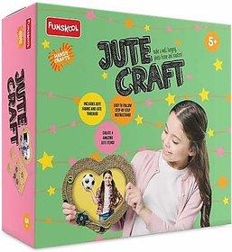 Funskool Handycrafts Jute Craft