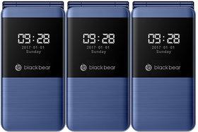 BLACKBEAR i7 Trio Combo Pack 3 Blue