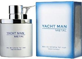 Myrurgia Yacht Man Edt Spray - 100 ml (Metal)