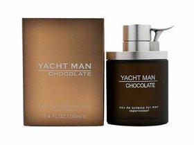 Myrurgia Yacht Man Edt Spray - 100 ml (Chocolate)