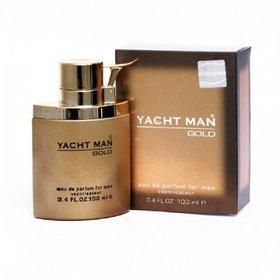 Myrurgia Yacht Man Edt Spray - 100 ml (Gold)