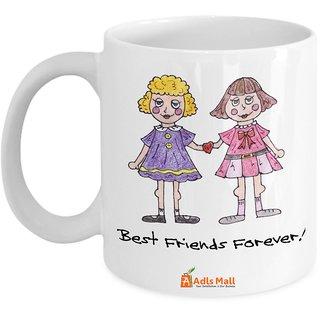 Adls Coffee Mug (350ml) White Gift for Hubby Anniversary Gift  Gift for Husband