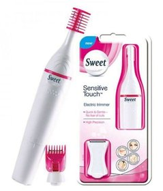 Pack Of 1 Sweet Sensitive Touch Facial Hair Remover Cordless Razor/Trimmer