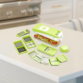 Uprising H 14 in 1 quick dicer/chopper /vegetable and fruit chopper