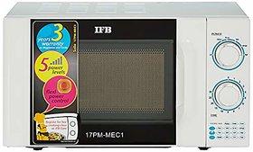 IFB 17 L Solo Microwave Oven (17PM MEC 1 White)