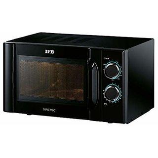 IFB 20 L Grill Microwave Oven  20PG MEC1 Black