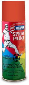 ABRO SP-14 Multipurpose Colour Spray Paint Can for Cars and Bikes ( Pack of 2 )