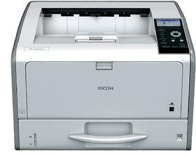 Ricoh SP-6430DN Single Function Monochrome Printer (White)