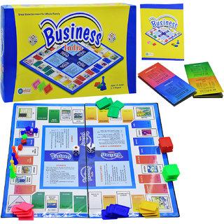 Ekta Business India Board Game