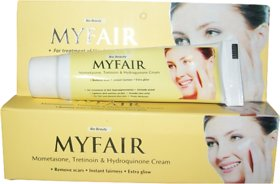 Myfair Cream (Pack Of 4) 20 gm Each