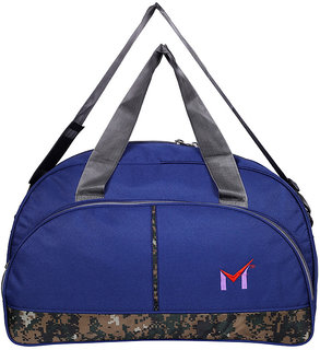 SMS Bag House Polyester 50 Liters Heavy Duty/Travel /Duffel Bag