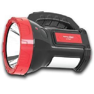 Rock Light 50 Watt Utrabright Long Range Laser Torch With Two Tube Emergency Light