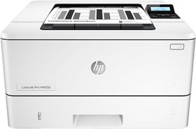 HP LaserJet Pro M403dw A4 Black and White Laser Printer, Perfect for Business