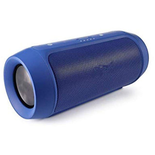 Charge 2+ Portable Wireless Bluetooth Speaker (Blue)