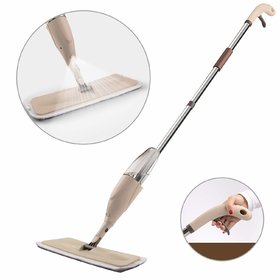 Shop Stoppers  Spray Mop Microfiber Floor Cleaning Healthy Spray Mop With Removable Washable Pad
