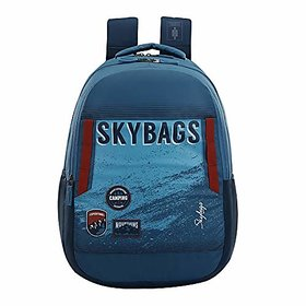 Skybags Backpack ASTRO EXTRA 03
