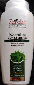 Zordan Herbals Neemlite Anti-Dandruff Shampoo (200ml2) Pack Of 2