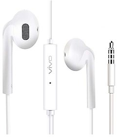 Vivo sports wired earphone with mic