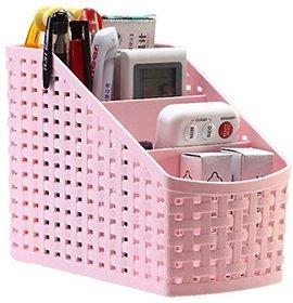 Geet 4 Sections Plastic Multi-Function Storage Organizer