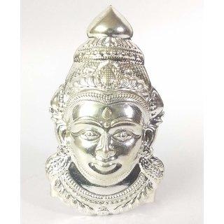 AMKL Silver Coated Lakshmi Mukhota