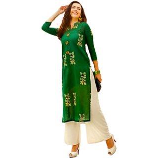 Heavy Rayon Kurti Style For Women