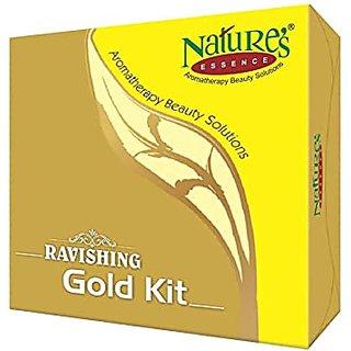 NATURES ESSENCE GOLD FACIAL KIT (525 GM)