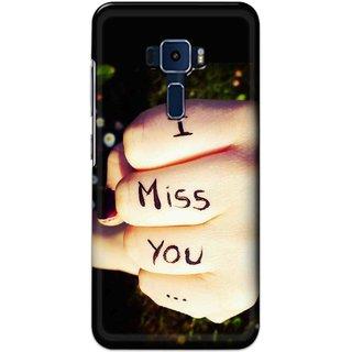 Print Ocean Latest Design High Quality Printed Designer Soft TPU Back Case Cover For Asus Zenfone 3