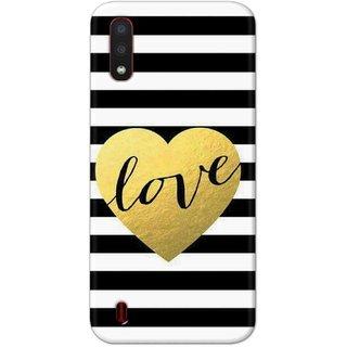 Print Ocean Latest Design High Quality Printed Designer Soft TPU Back Case Cover For Samsung Galaxy M01