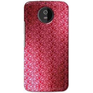 Print Ocean Latest Design High Quality Printed Designer Soft TPU Back Case Cover For Motorola Moto G5S
