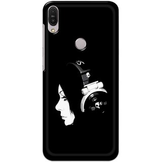 Print Ocean Latest Design High Quality Printed Designer Soft TPU Back Case Cover For Asus Zenfone Max Pro M1