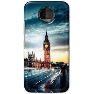 Print Ocean Latest Design High Quality Printed Designer Soft TPU Back Case Cover For Motorola Moto G5S Plus