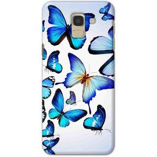 Print Ocean Latest Design High Quality Printed Designer Soft TPU Back Case Cover For Samsung Galaxy J6 2018