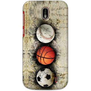 Print Ocean Latest Design High Quality Printed Designer Soft TPU Back Case Cover For Nokia 1