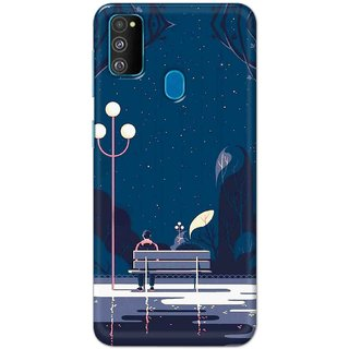 Print Ocean Latest Design High Quality Printed Designer Soft TPU Back Case Cover For Samsung Galaxy M30s