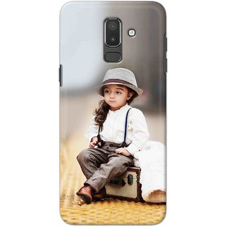 Print Ocean Latest Design High Quality Printed Designer Soft TPU Back Case Cover For Samsung Galaxy J8 (2018)