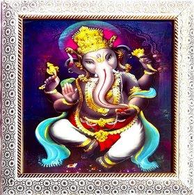 Handicraft Lord Goddess God Photo for Pooja  Hindu Bhagwan Devi Devta Photo  God Photo Frames  Wall Decor Photo Frame