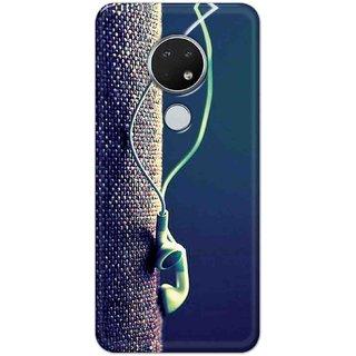 Print Ocean Latest Design High Quality Printed Designer Soft TPU Back Case Cover For Nokia 6.2