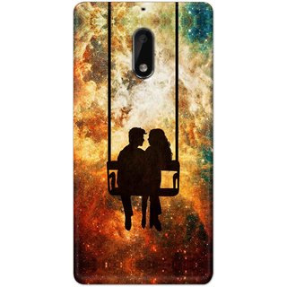 Print Ocean Latest Design High Quality Printed Designer Soft TPU Back Case Cover For Nokia 6