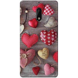 Print Ocean Latest Design High Quality Printed Designer Soft TPU Back Case Cover For Nokia 6
