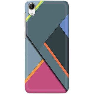 Print Ocean Latest Design High Quality Printed Designer Soft TPU Back Case Cover For Htc Desire 728