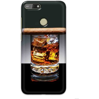 Digimate Latest Design High Quality Printed Designer Soft TPU Back Case Cover For Honor 7A
