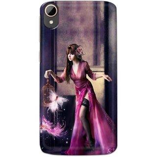 Print Ocean Latest Design High Quality Printed Designer Soft TPU Back Case Cover For Htc Desire 828
