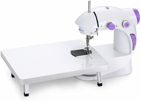 Sewing Machine with Stand Multi Electric Mini 4 in 1 Desktop Functional Household Sewing Machine, Mini Sewing Machine, S