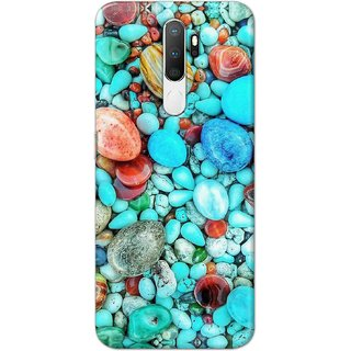 Print Ocean Latest Design High Quality Printed Designer Soft TPU Back Case Cover For Oppo A5 (2020)
