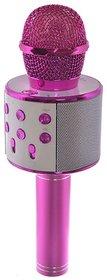 WS-858 Wireless Karaoke Microphone Hifi Speaker Mic Best Sound Pattamundai