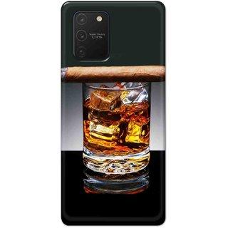 Print Ocean Latest Design High Quality Printed Designer Soft TPU Back Case Cover For Samsung Galaxy S10 Lite