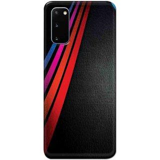 Print Ocean Latest Design High Quality Printed Designer Soft TPU Back Case Cover For Samsung Galaxy S20