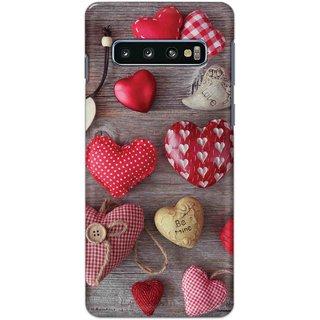 Print Ocean Latest Design High Quality Printed Designer Soft TPU Back Case Cover For Samsung Galaxy S10 Plus